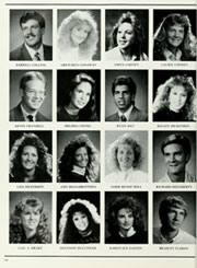Page 122, 1988 Edition, Linden High School - Linden Legend Yearbook (Linden, MI) online yearbook collection