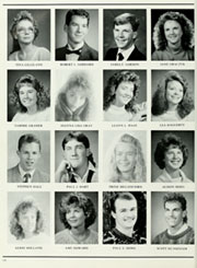 Page 124, 1988 Edition, Linden High School - Linden Legend Yearbook (Linden, MI) online yearbook collection