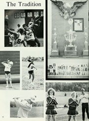 Page 72, 1988 Edition, Linden High School - Linden Legend Yearbook (Linden, MI) online yearbook collection