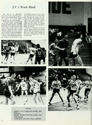 Page 78, 1988 Edition, Linden High School - Linden Legend Yearbook (Linden, MI) online yearbook collection