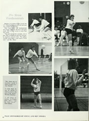 Page 84, 1988 Edition, Linden High School - Linden Legend Yearbook (Linden, MI) online yearbook collection