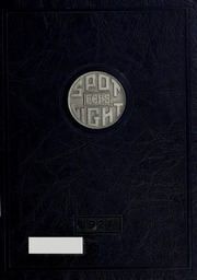 Page 1, 1927 Edition, Elizabeth City High School - Spotlight Yearbook (Elizabeth City, NC) online yearbook collection