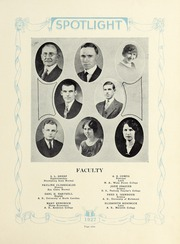 Page 13, 1927 Edition, Elizabeth City High School - Spotlight Yearbook (Elizabeth City, NC) online yearbook collection