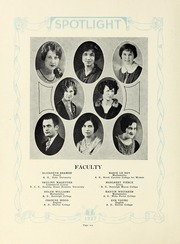 Page 14, 1927 Edition, Elizabeth City High School - Spotlight Yearbook (Elizabeth City, NC) online yearbook collection