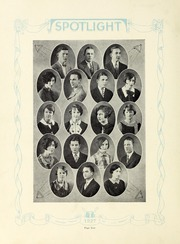Page 8, 1927 Edition, Elizabeth City High School - Spotlight Yearbook (Elizabeth City, NC) online yearbook collection