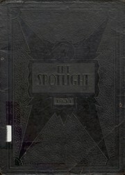 Page 1, 1931 Edition, Elizabeth City High School - Spotlight Yearbook (Elizabeth City, NC) online yearbook collection