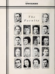 Page 16, 1936 Edition, Elizabeth City High School - Spotlight Yearbook (Elizabeth City, NC) online yearbook collection