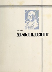 Page 5, 1936 Edition, Elizabeth City High School - Spotlight Yearbook (Elizabeth City, NC) online yearbook collection