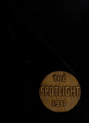 Page 1, 1937 Edition, Elizabeth City High School - Spotlight Yearbook (Elizabeth City, NC) online yearbook collection