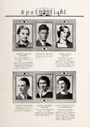 Page 15, 1937 Edition, Elizabeth City High School - Spotlight Yearbook (Elizabeth City, NC) online yearbook collection