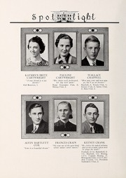 Page 16, 1937 Edition, Elizabeth City High School - Spotlight Yearbook (Elizabeth City, NC) online yearbook collection
