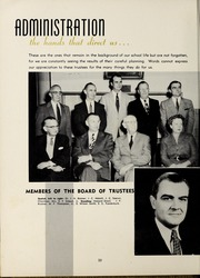 Page 14, 1954 Edition, Elizabeth City High School - Spotlight Yearbook (Elizabeth City, NC) online yearbook collection
