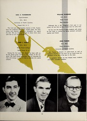 Page 15, 1954 Edition, Elizabeth City High School - Spotlight Yearbook (Elizabeth City, NC) online yearbook collection