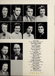 Page 17, 1954 Edition, Elizabeth City High School - Spotlight Yearbook (Elizabeth City, NC) online yearbook collection