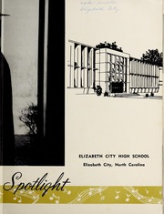 Page 7, 1954 Edition, Elizabeth City High School - Spotlight Yearbook (Elizabeth City, NC) online yearbook collection