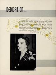 Page 8, 1954 Edition, Elizabeth City High School - Spotlight Yearbook (Elizabeth City, NC) online yearbook collection