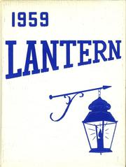 1959 Edition, Denver Lutheran High School - Lantern Yearbook (Denver, CO)