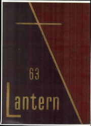 1963 Edition, Denver Lutheran High School - Lantern Yearbook (Denver, CO)