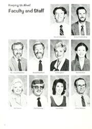 Page 56, 1988 Edition, Denver Lutheran High School - Lantern Yearbook (Denver, CO) online yearbook collection