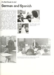 Page 65, 1988 Edition, Denver Lutheran High School - Lantern Yearbook (Denver, CO) online yearbook collection