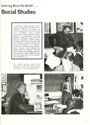 Page 67, 1988 Edition, Denver Lutheran High School - Lantern Yearbook (Denver, CO) online yearbook collection