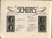 Page 16, 1917 Edition, East High School - Angelus Yearbook (Denver, CO) online yearbook collection