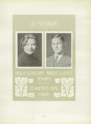 Page 11, 1928 Edition, East High School - Angelus Yearbook (Denver, CO) online yearbook collection
