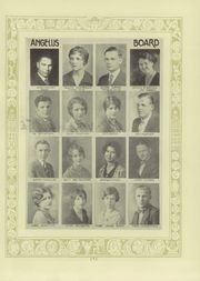 Page 11, 1929 Edition, East High School - Angelus Yearbook (Denver, CO) online yearbook collection