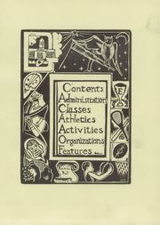 Page 9, 1929 Edition, East High School - Angelus Yearbook (Denver, CO) online yearbook collection
