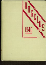 Page 1, 1940 Edition, East High School - Angelus Yearbook (Denver, CO) online yearbook collection