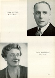 Page 15, 1940 Edition, East High School - Angelus Yearbook (Denver, CO) online yearbook collection