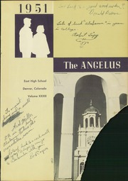 Page 5, 1951 Edition, East High School - Angelus Yearbook (Denver, CO) online yearbook collection