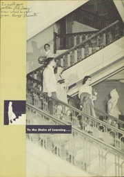 Page 9, 1951 Edition, East High School - Angelus Yearbook (Denver, CO) online yearbook collection