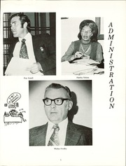 Page 9, 1974 Edition, East High School - Angelus Yearbook (Denver, CO) online yearbook collection