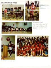 Page 11, 1984 Edition, East High School - Angelus Yearbook (Denver, CO) online yearbook collection