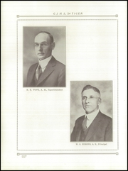 Page 12, 1924 Edition, Grand Junction High School - Tiger Yearbook (Grand Junction, CO) online yearbook collection