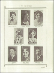 Page 15, 1924 Edition, Grand Junction High School - Tiger Yearbook (Grand Junction, CO) online yearbook collection