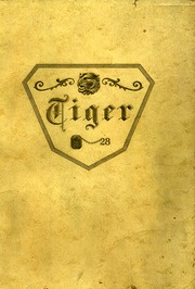 Grand Junction High School - Tiger Yearbook (Grand Junction, CO) online yearbook collection, 1928 Edition, Page 1