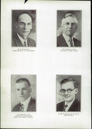 Page 12, 1929 Edition, Grand Junction High School - Tiger Yearbook (Grand Junction, CO) online yearbook collection