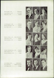 Page 13, 1929 Edition, Grand Junction High School - Tiger Yearbook (Grand Junction, CO) online yearbook collection