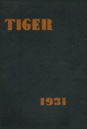 Grand Junction High School - Tiger Yearbook (Grand Junction, CO) online yearbook collection, 1931 Edition, Page 1