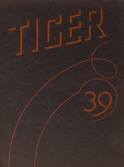 1939 Edition, Grand Junction High School - Tiger Yearbook (Grand Junction, CO)