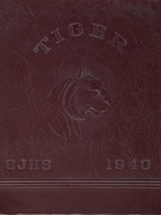 1940 Edition, Grand Junction High School - Tiger Yearbook (Grand Junction, CO)