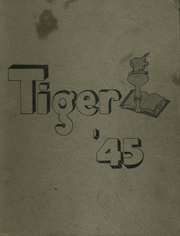 1945 Edition, Grand Junction High School - Tiger Yearbook (Grand Junction, CO)