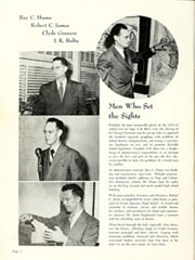 Page 14, 1951 Edition, Grand Junction High School - Tiger Yearbook (Grand Junction, CO) online yearbook collection