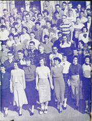 Page 2, 1951 Edition, Grand Junction High School - Tiger Yearbook (Grand Junction, CO) online yearbook collection