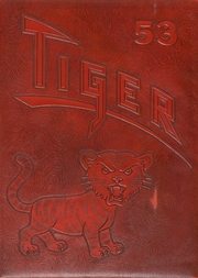 1953 Edition, Grand Junction High School - Tiger Yearbook (Grand Junction, CO)