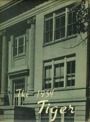 1954 Edition, Grand Junction High School - Tiger Yearbook (Grand Junction, CO)