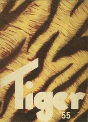 1955 Edition, Grand Junction High School - Tiger Yearbook (Grand Junction, CO)