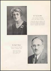 Page 13, 1939 Edition, Boulder High School - Odaroloc Yearbook (Boulder, CO) online yearbook collection
